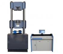 微机控制电液伺服万能材料试验机(WAW-3000D)