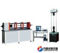 SDL-300/500卧式钢绞线松弛试验机