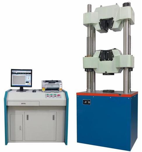 液压万能试验机的工作过程及维修原理