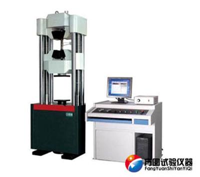 WAW-600KN/60吨微机控制液压万能试验机