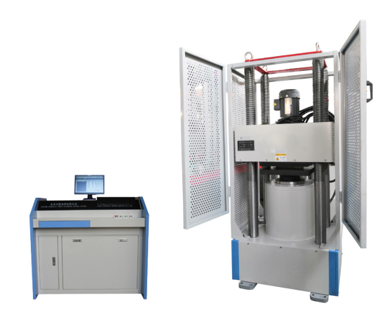 微机控制油电混合伺服压力试验机