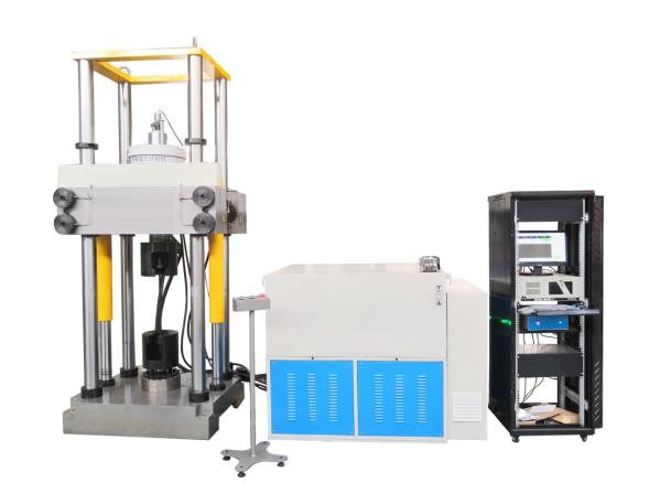 WPW-500D电液伺服动静疲劳试验机